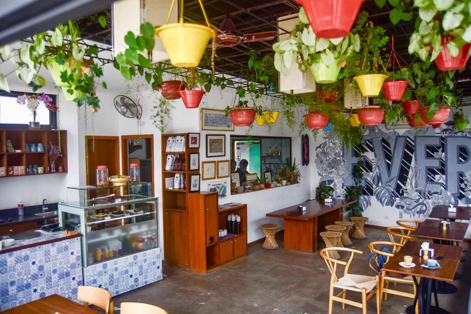 the best cafes in Kathmandu: Everfresh