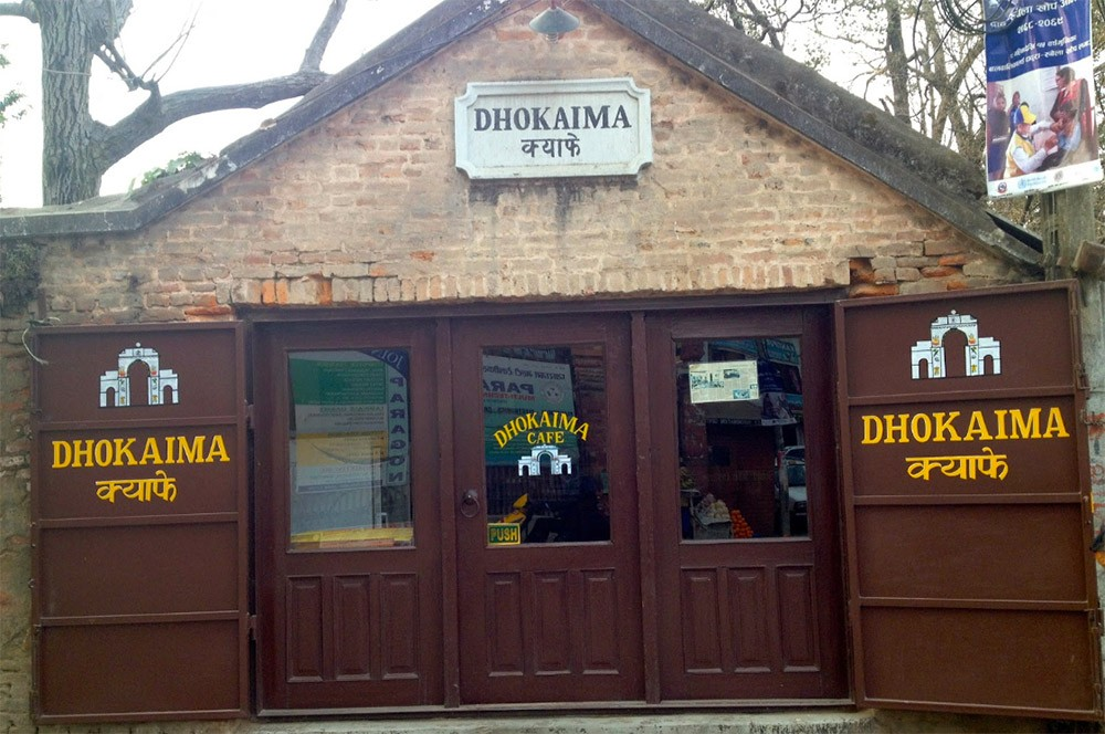Must visit cafes in Kathmandu: Dhokaima