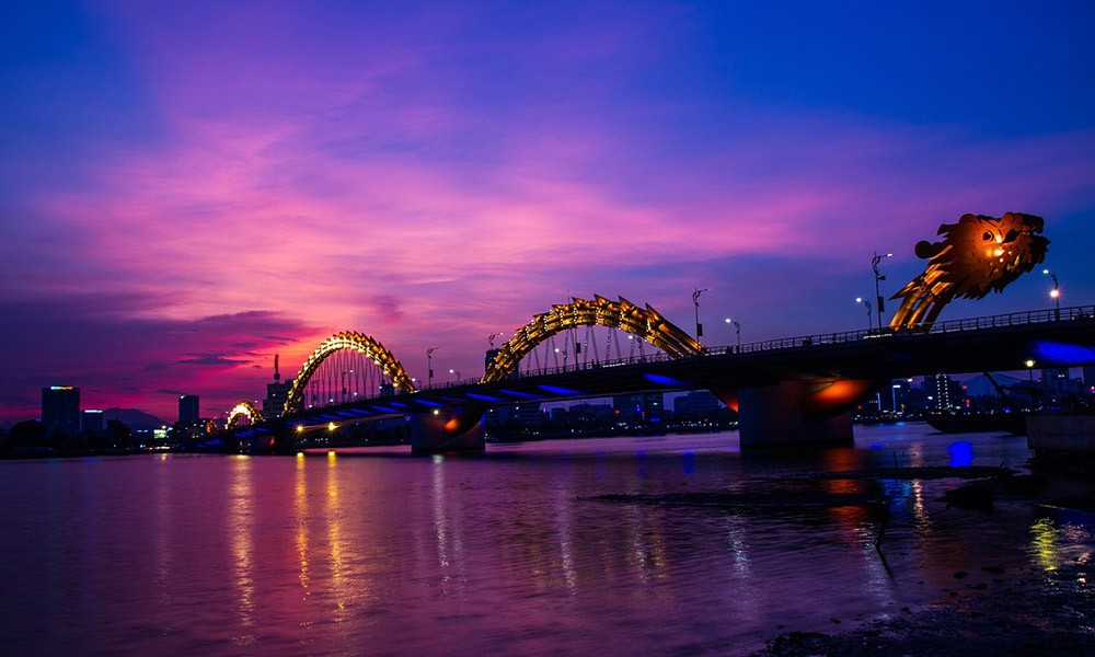 Dragon Bridge - Things not to miss in 2 days in Da Nang