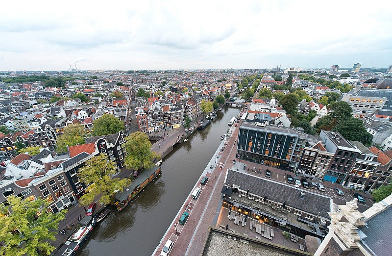 Best view of Amsterdam - tips from a local