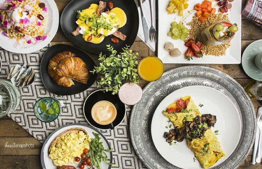 Bona Terra breakfast