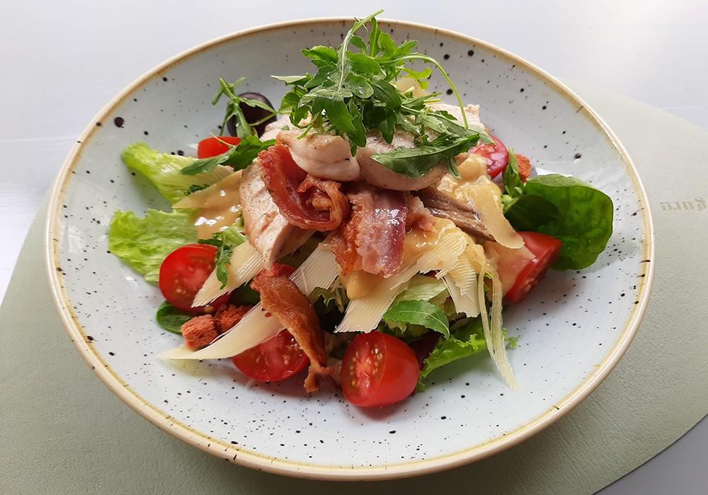 restaurants in Vilnius: Mano Guru