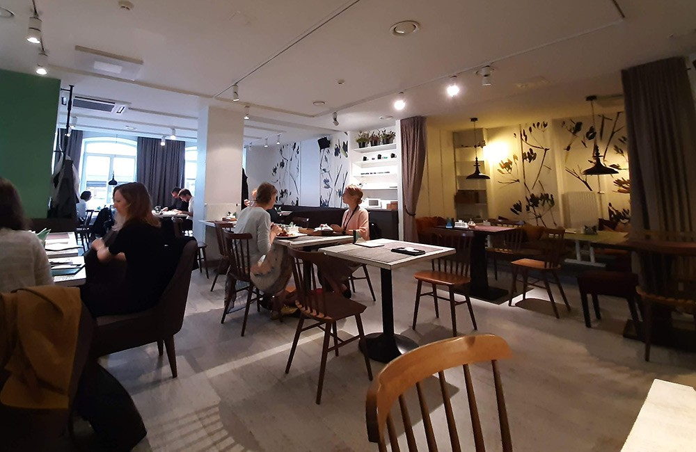 Where to eat in Vilnius: Vegafe