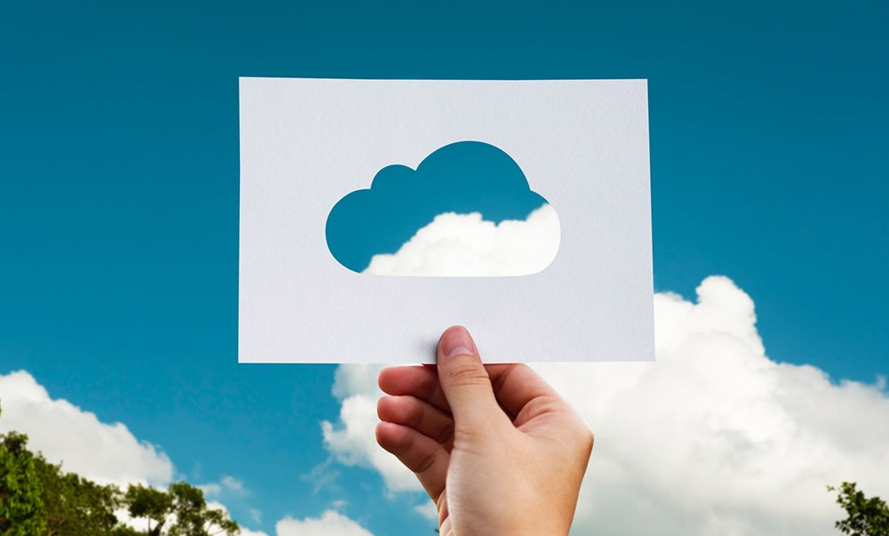 cloud storage to work remotely from anywhere