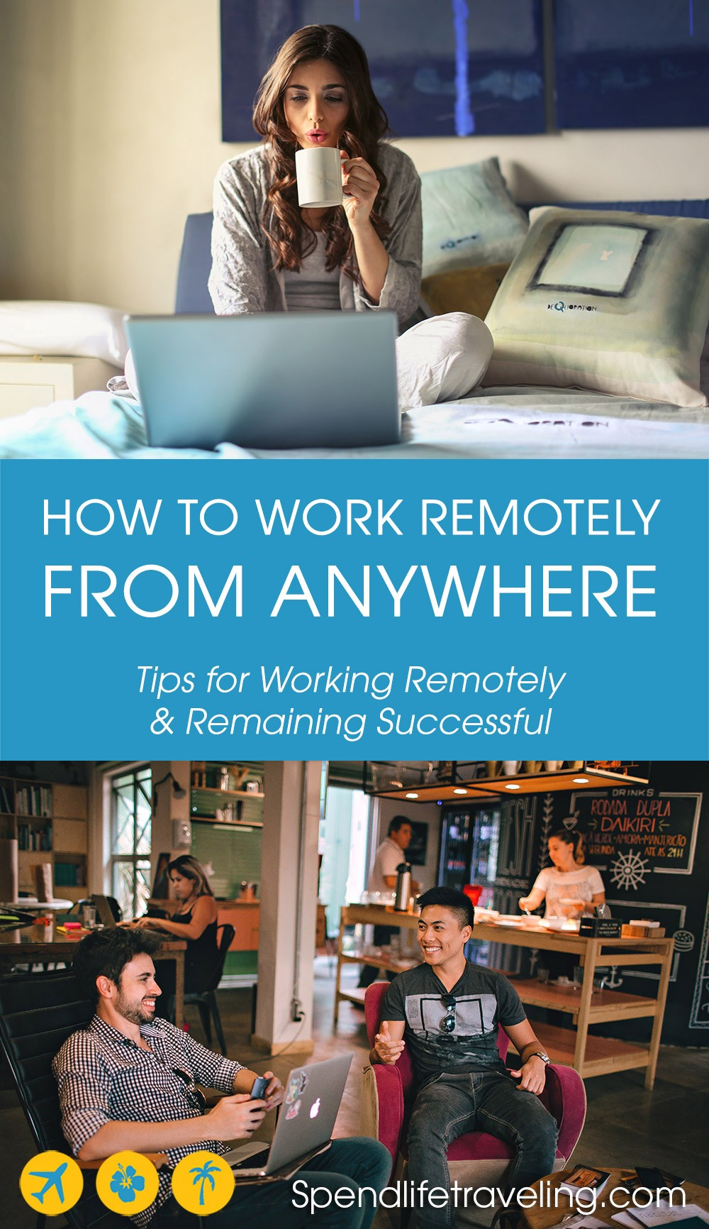 Do you think remote work is for you? Check out these tips and questions to find out what remote working style fits you best. #remotework #workremotely #digitalnomad #locationindependent