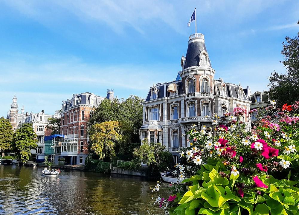 A beautiful tour of Amsterdam