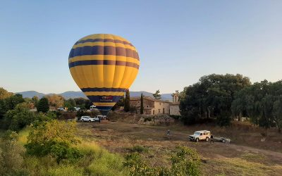 Hot Air Ballooning in Barcelona – My Review & Tips