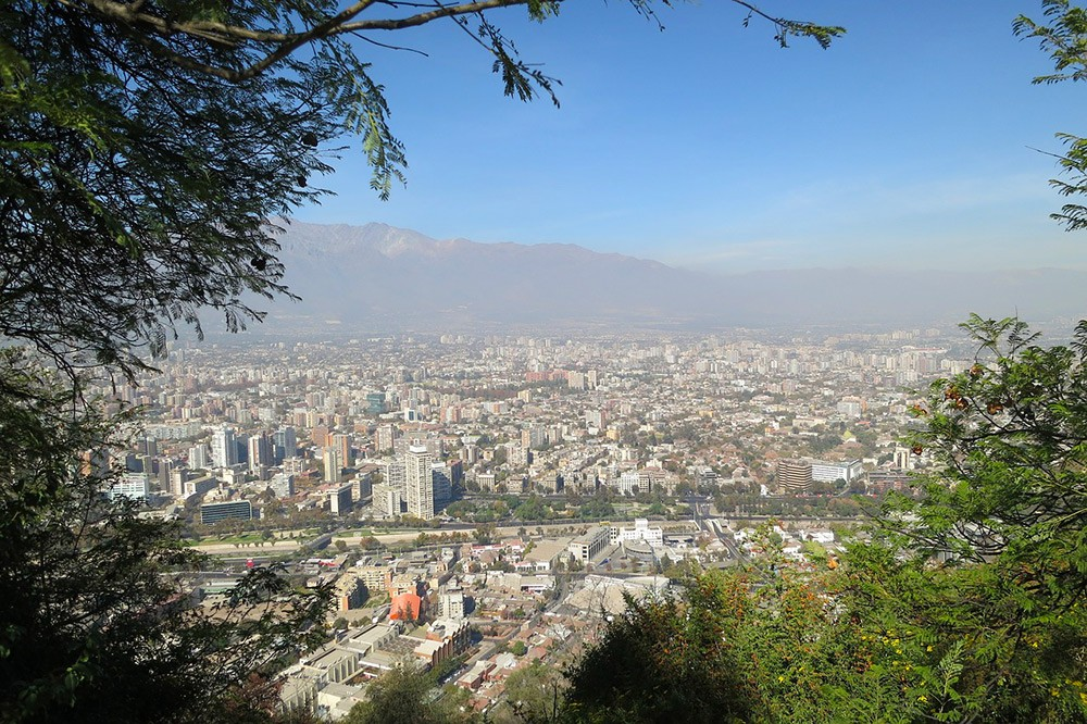Life in Santiago Chile