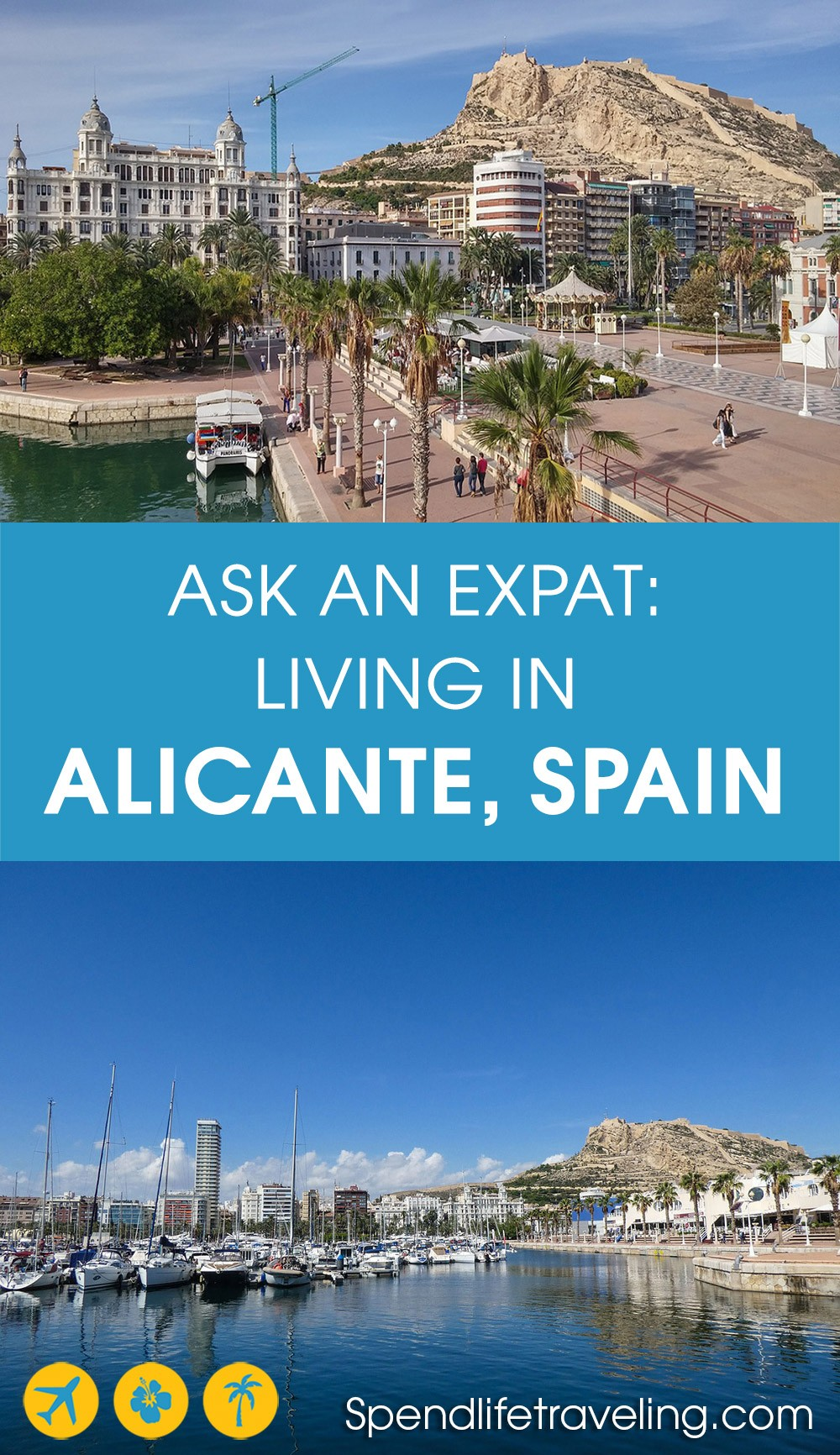 Interview with an expat about waht it's like to move to and live in #Alicante, Spain