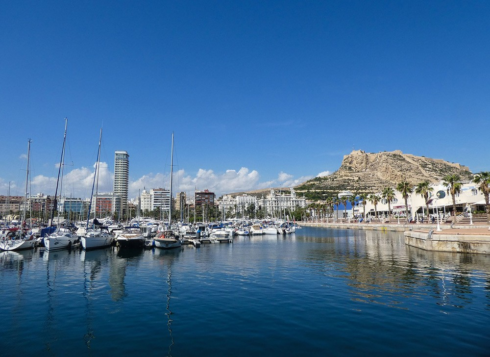moving to Alicante, Spain