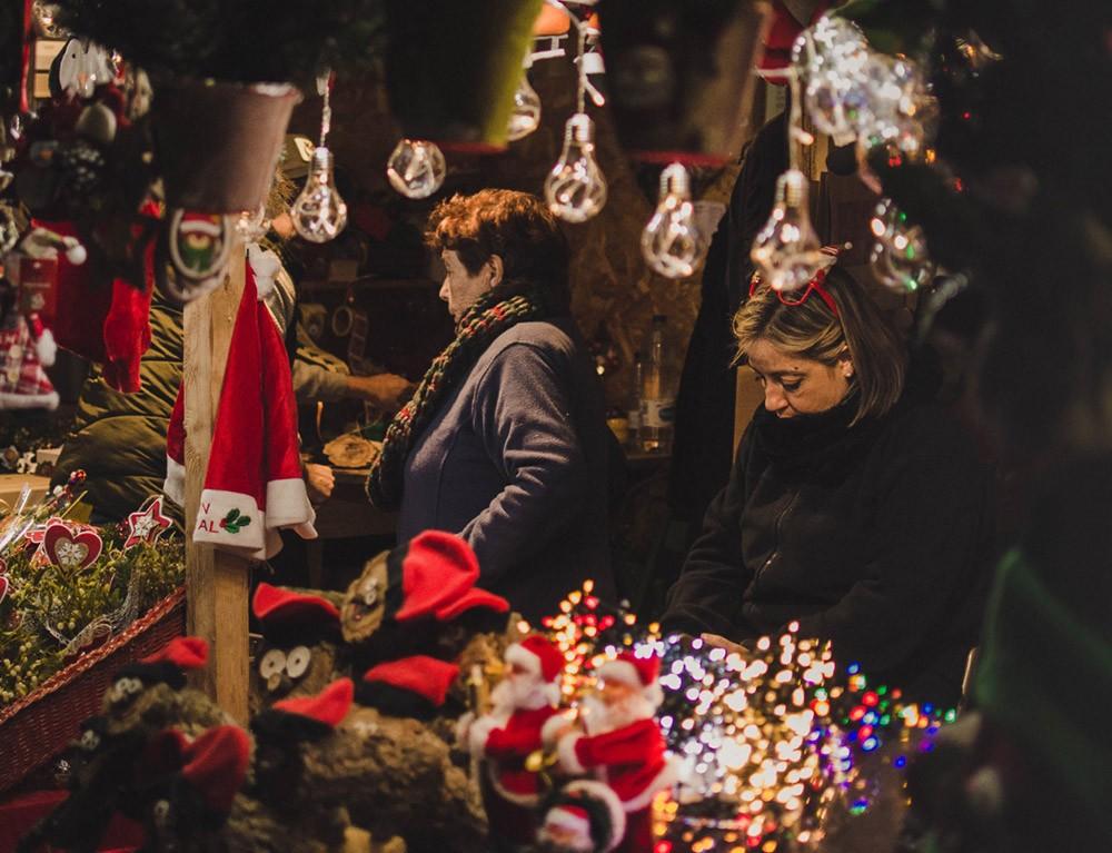 Spanish Christmas markets