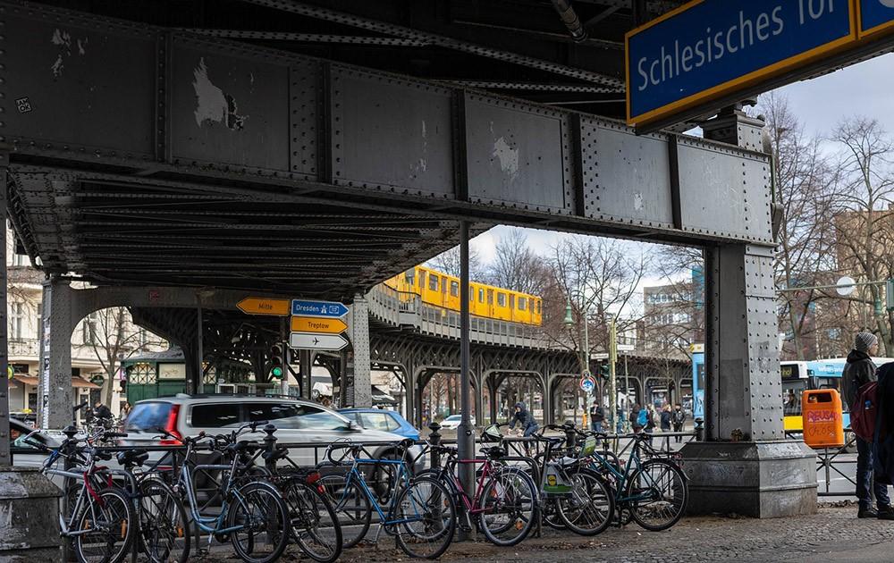 Kreuzberg - where to live in Berlin