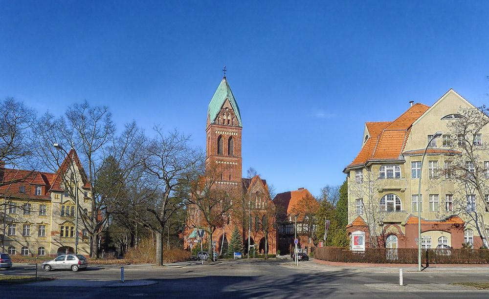 best neighborhoods in Berlin: Zehlendorf