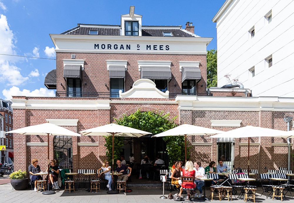 Morgan & Mees: one of the coolest boutique hotels in Amsterdam