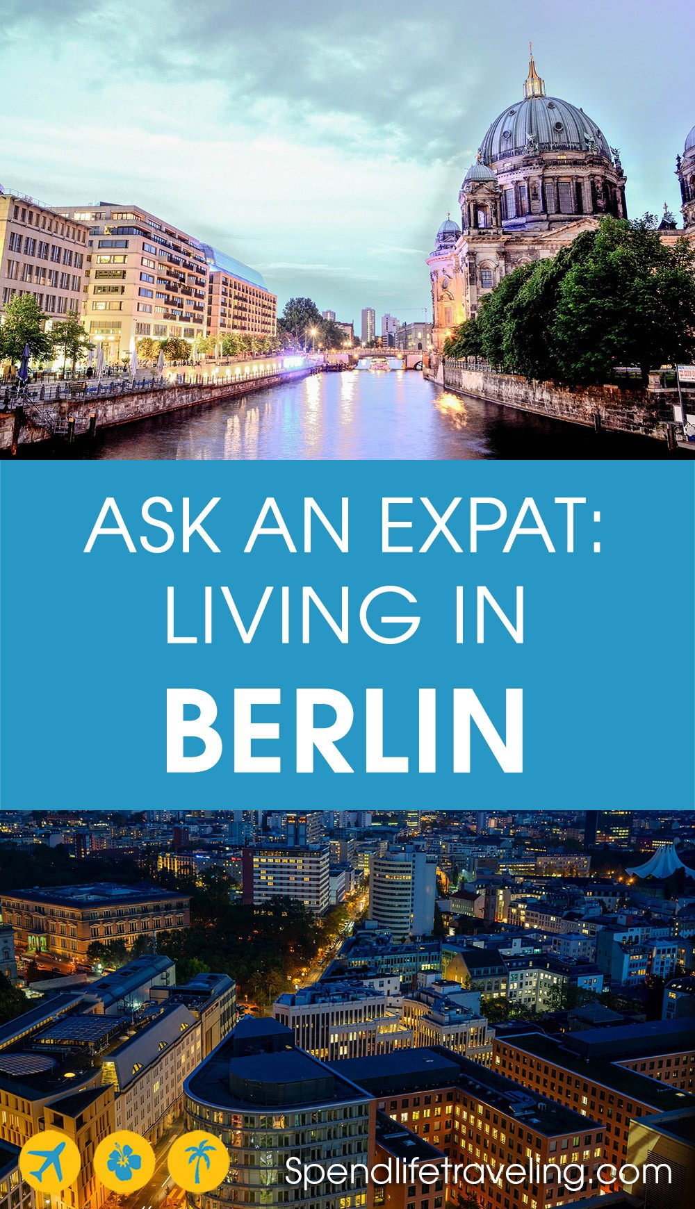 living in Berlin as an expat