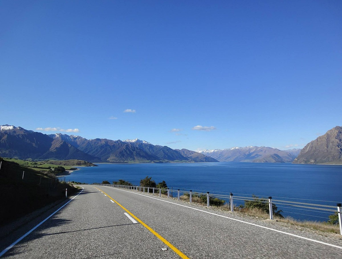 The Perfect New Zealand South Island Road Trip
