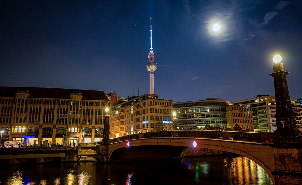 Mitte: one of the best neighborhoods to live