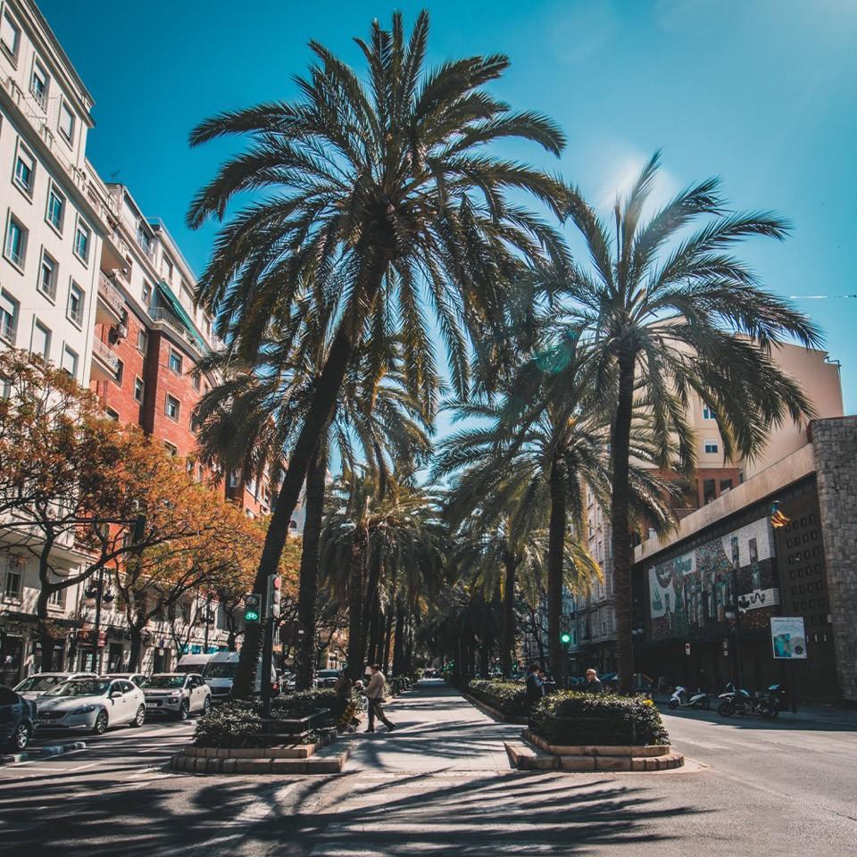 best neighborhoods to stay in Valencia: Ruzafa