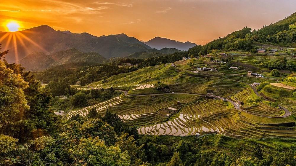 Japan's beautiful countryside