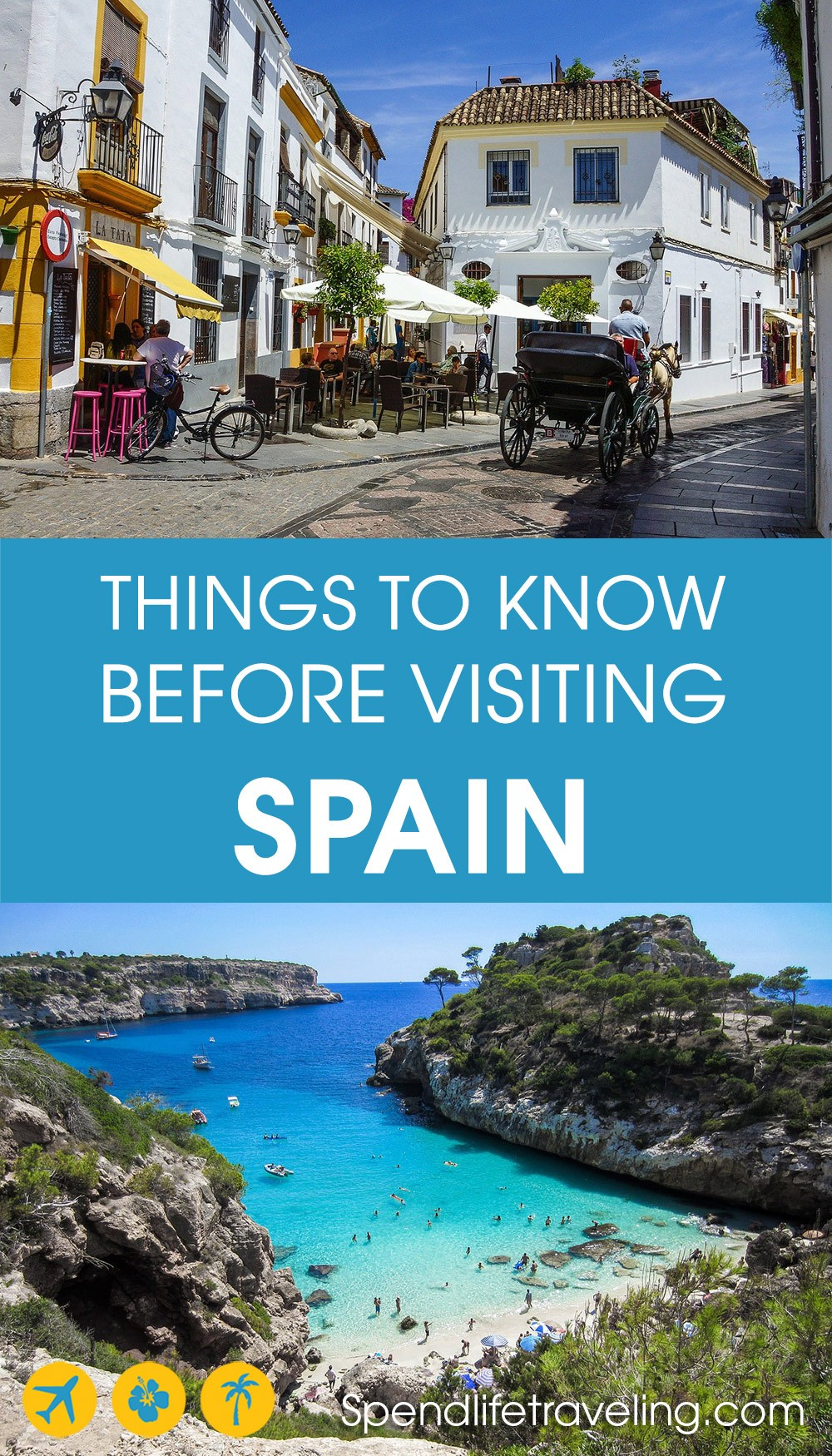 useful things to know about Spain before visiting