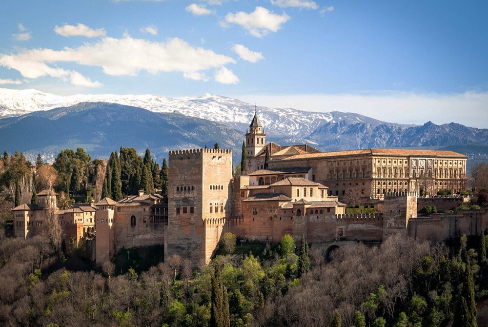 traveling to Spain for the first time