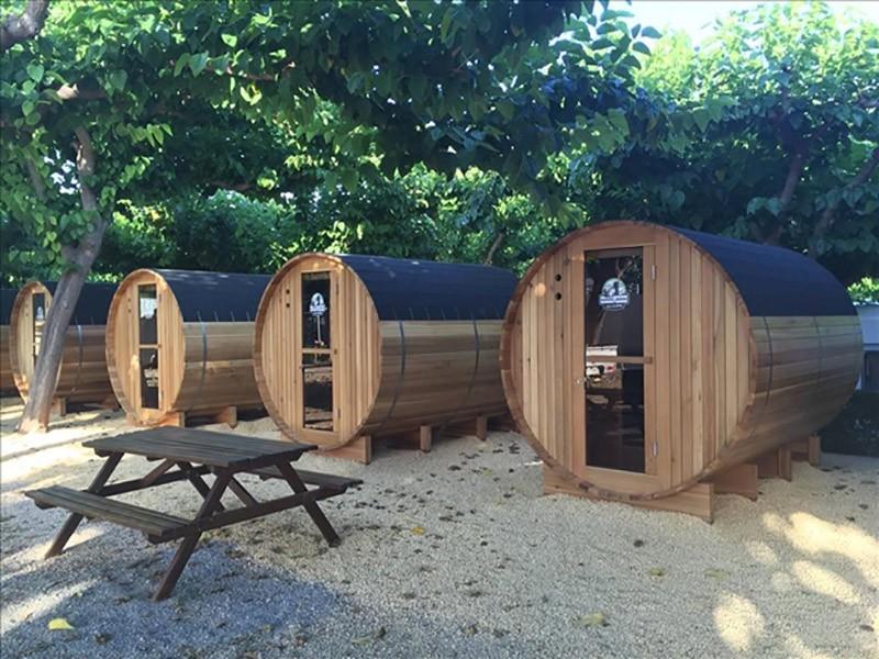 a unique camping option in Valencia