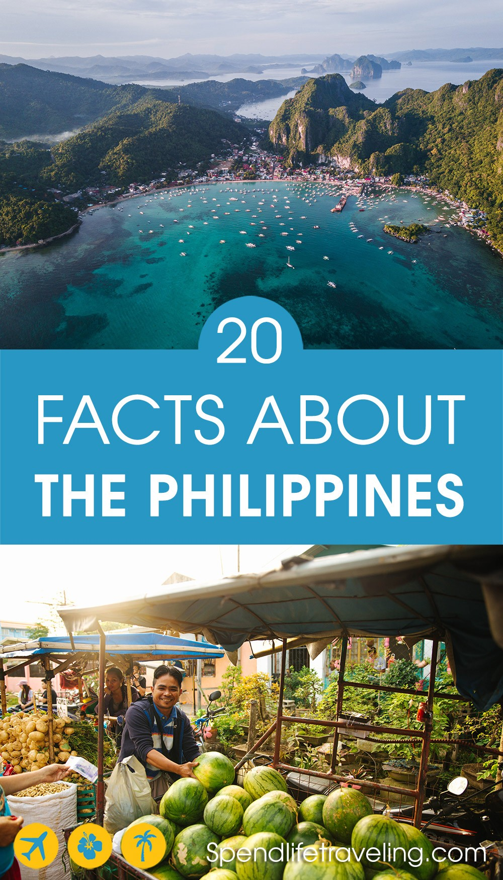 20 facts about the Philippines
