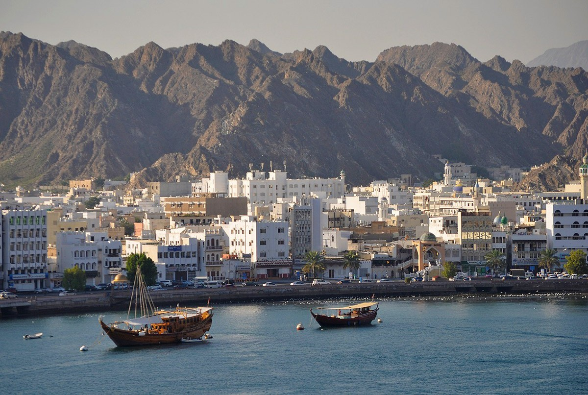 life in Muscat