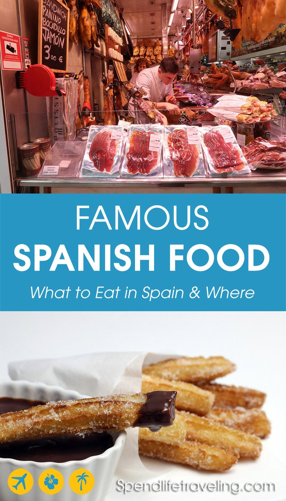 the best Spanish food to eat in Spain