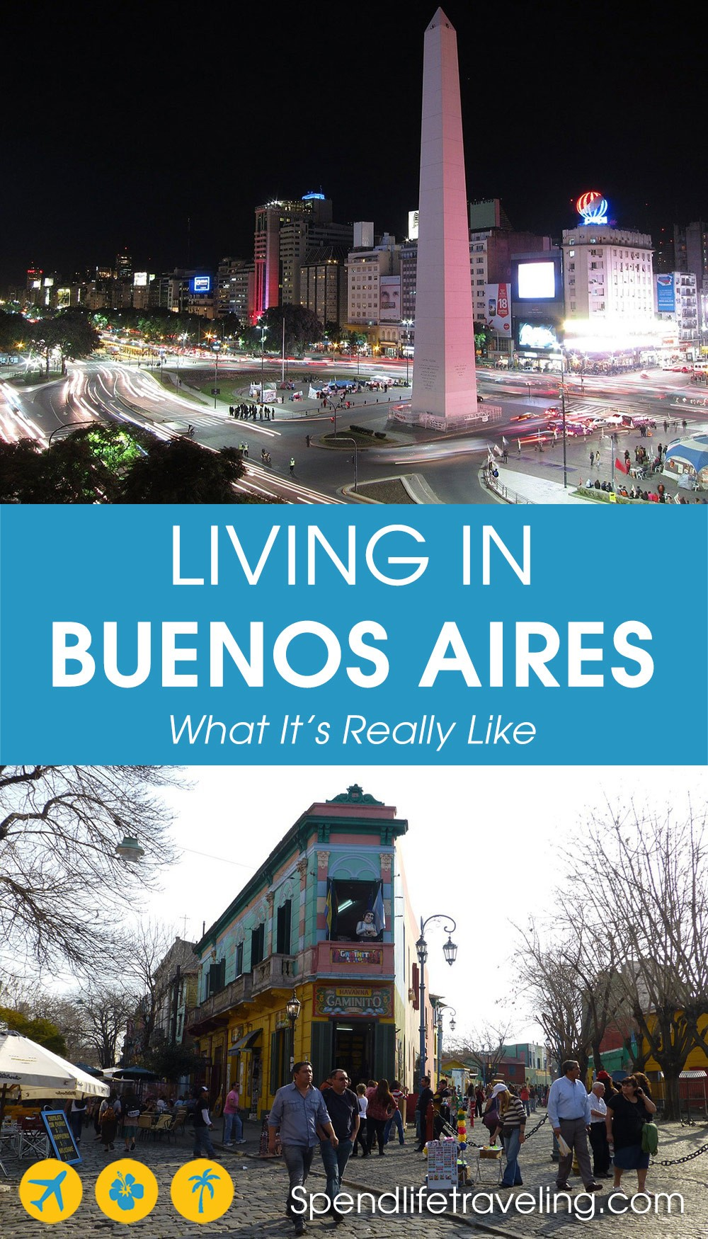 life in Buenos Aires as an expat
