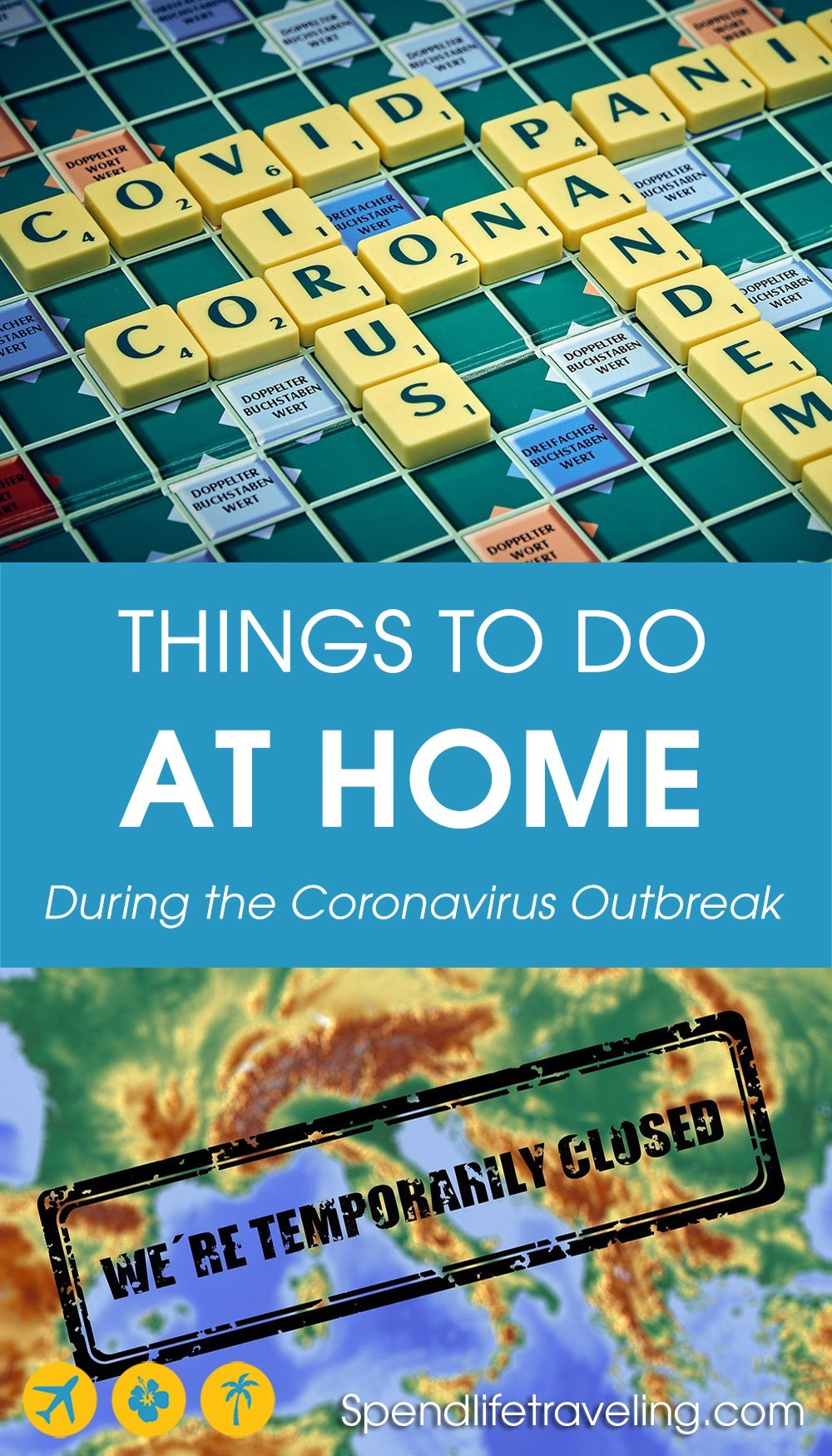 things to do at home during the coronavirus outbreak
