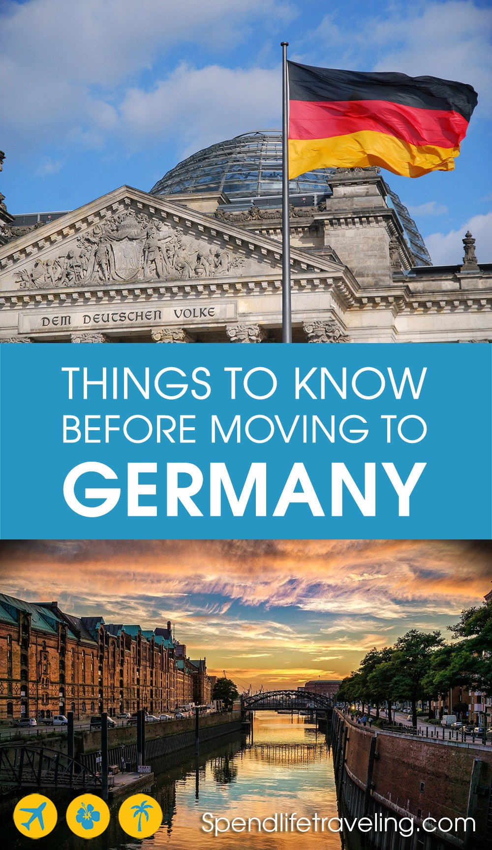 what to know before moving to Germany