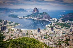living in Rio de Janeiro
