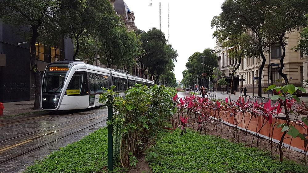 public transport in Rio