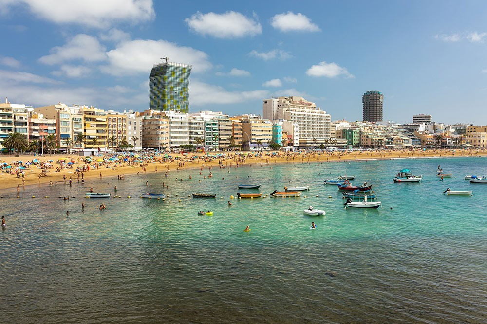 Spain for digital nomads