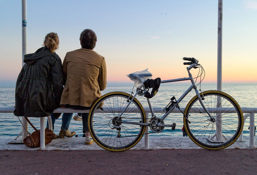 a couple retiring abroad