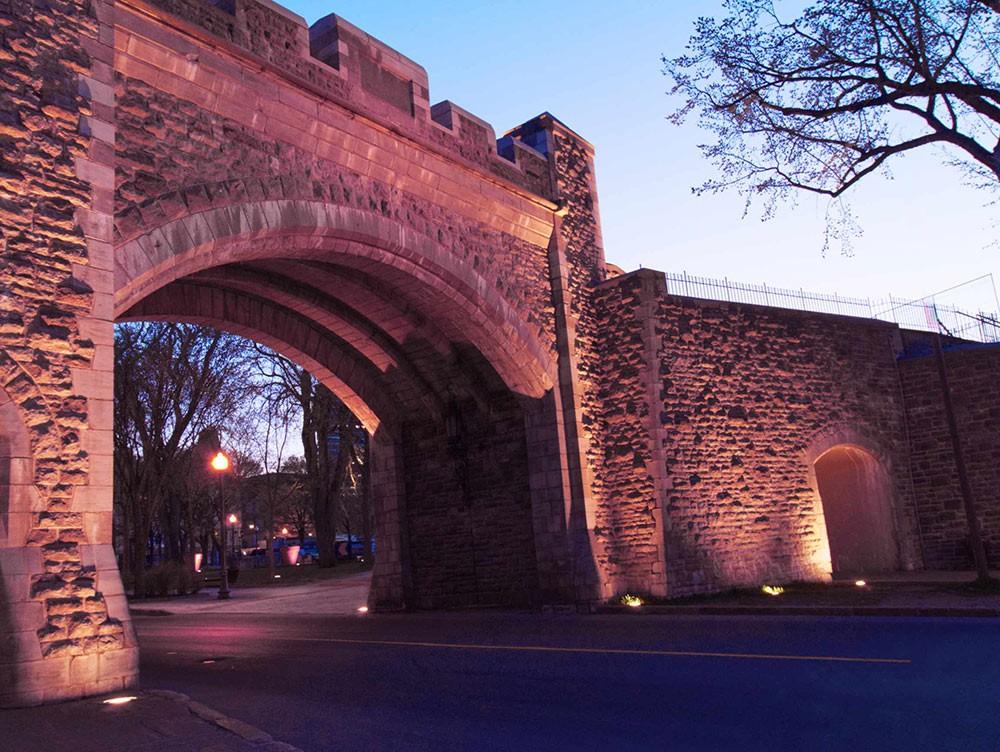 the Porte Saint-Jean
