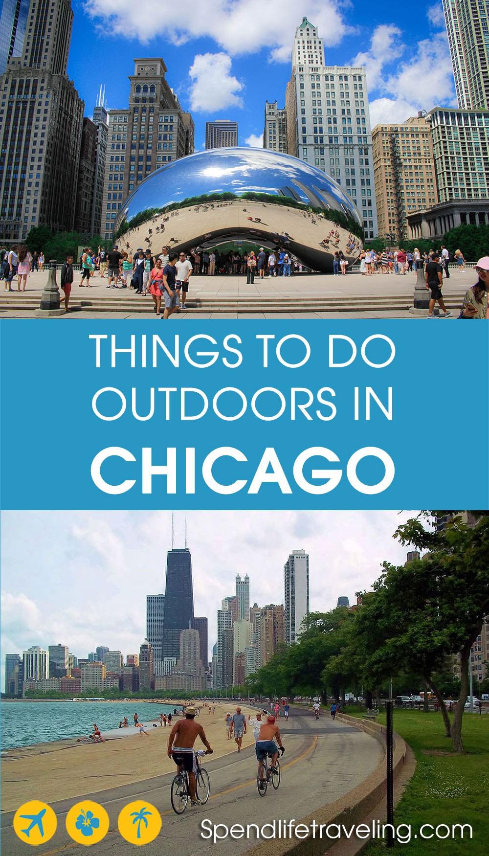 the best outdoor activities in Chicago, Illinois