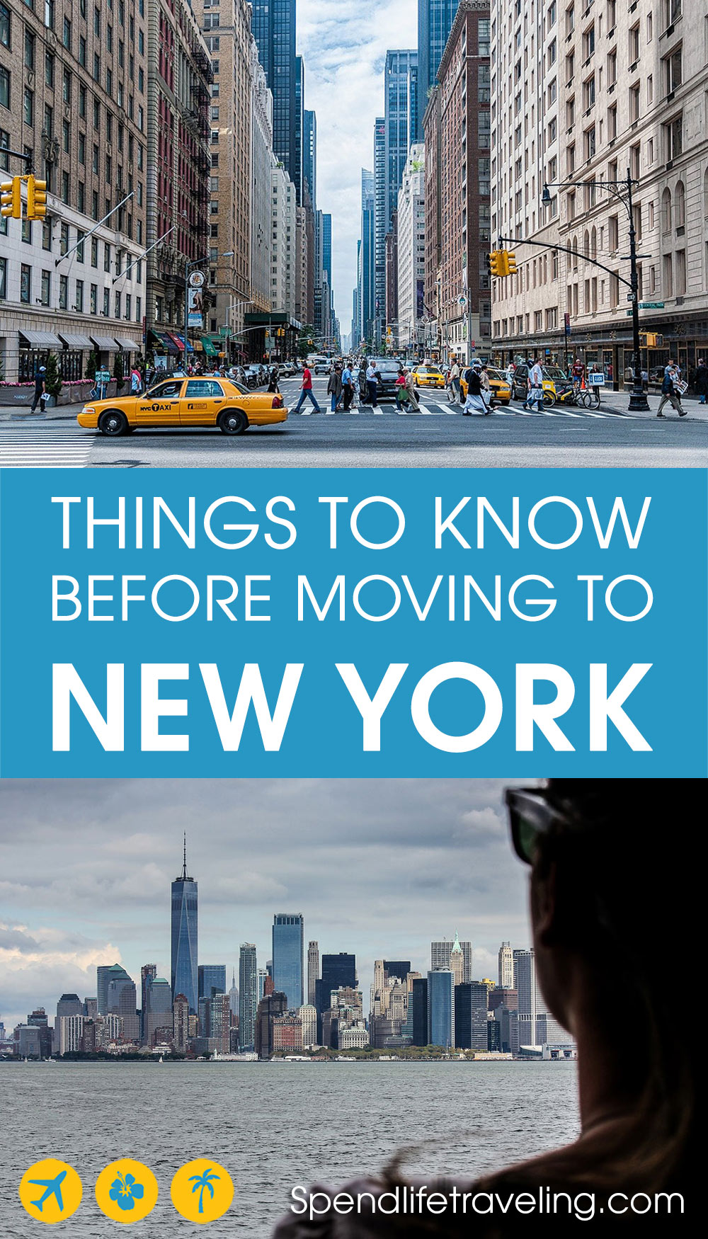 things to know before moving to New York City