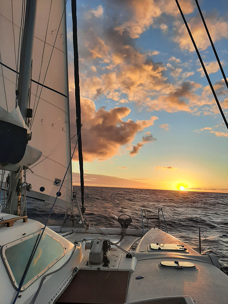 Sailing Across the Atlantic: My Experiences Sailing From the Canary Islands to the Caribbean