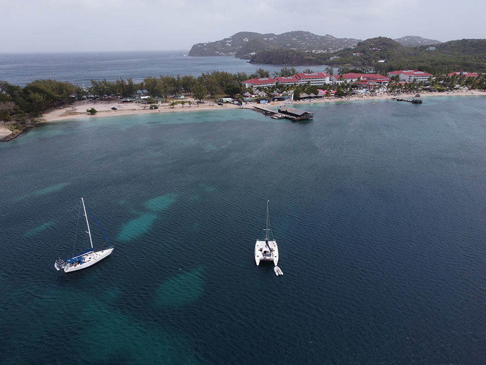 Sailing in Saint Lucia: Anchorages, Sailing Tips & More