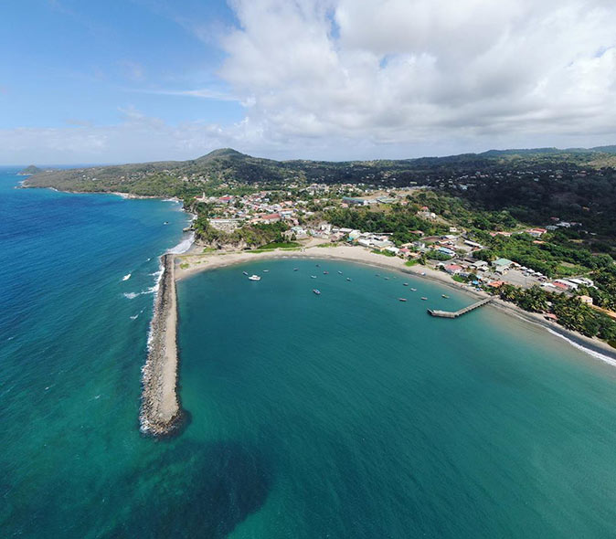 Anchoring at Sauteurs, Grenada - Things to Know About This Anchorage